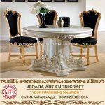 Set Kursi Makan Mewah Klasik Apollonia