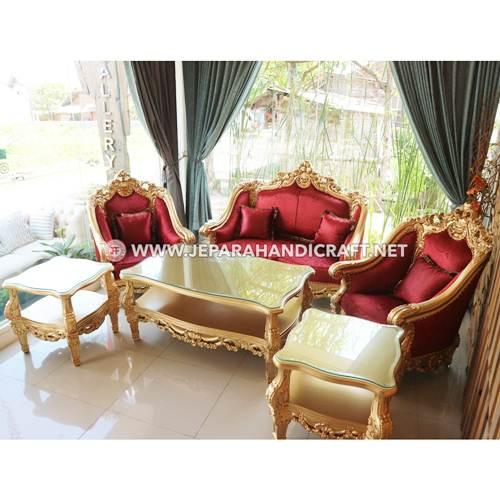 Beli Sofa Tamu Ukiran Jepara Terbaru