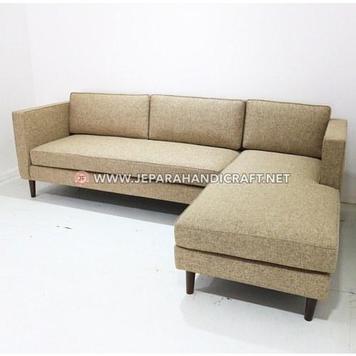 Jual Sofa Ruang Tamu Minimalis Jati Jepara
