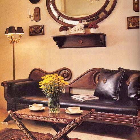 desain untuk ruang tamu minimalis maskulin dan estetik