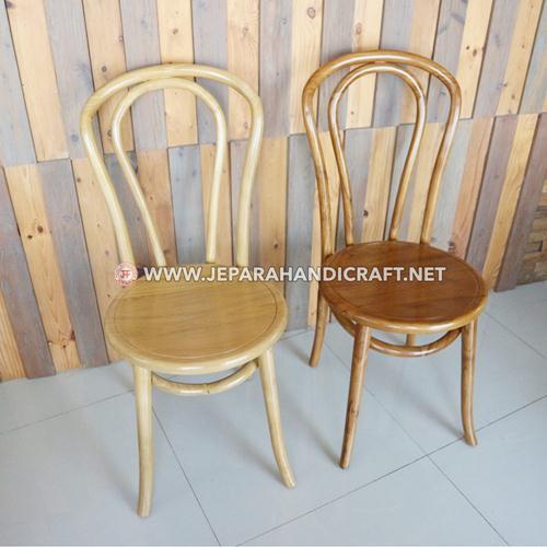 Jual Kursi Cafe Unik Kayu Jati Bentwood Harga Murah