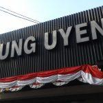 Project Furniture Warung Uyenk Dago Bandung