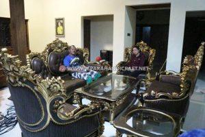 Project Sofa Ruang Tamu Bapak Tio Di Magelang