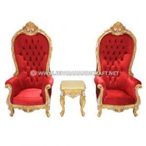 Jual Set Sofa Tamu Mewah Klasik Soimah Jepara Murah