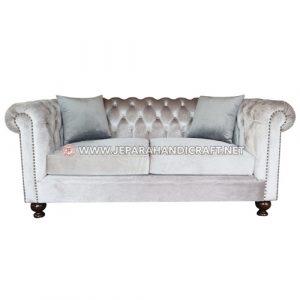 Jual Sofa Ruang Keluarga American Chesterfield Jepara