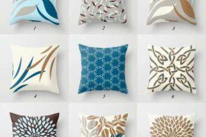 Tips Hemat Mempercantik Ruang Tamu Dengan Bantal Sofa