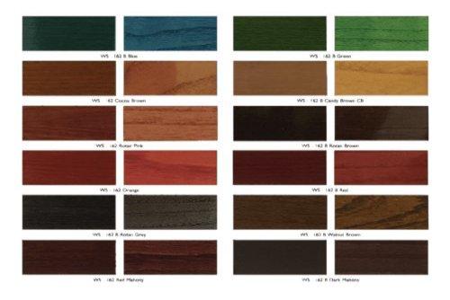 Contoh Warna Finishing Furniture Kayu Terbaik