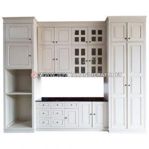 Jual Kitchen Set Minimalis Modern Duco Jepara Harga Murah