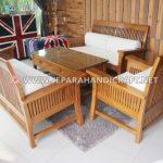 Tips Memilih Furniture Rumah Dari Kayu Jati