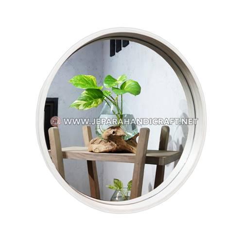 Jual Cermin Dinding Hias Bulat 37 Cm Berkualitas