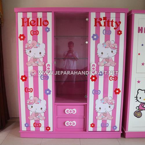 Jual Lemari Hello Kitty Terbaru Harga Murah