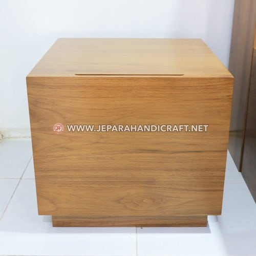 Jual Bedside Nakas Kayu Jati Minimalis Canggu Jepara
