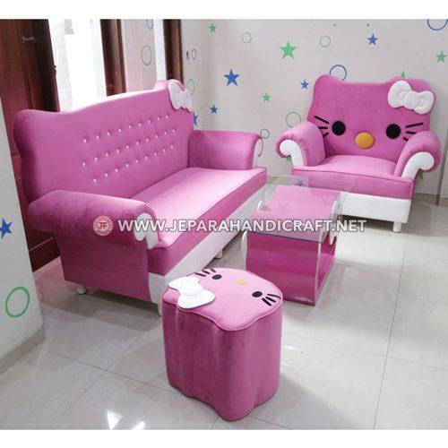 Jual Sofa Hello Kitty Terbaru Harga Murah