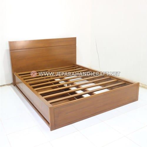 Jual Tempat Tidur Minimalis Elsuits Jepara Terbaru